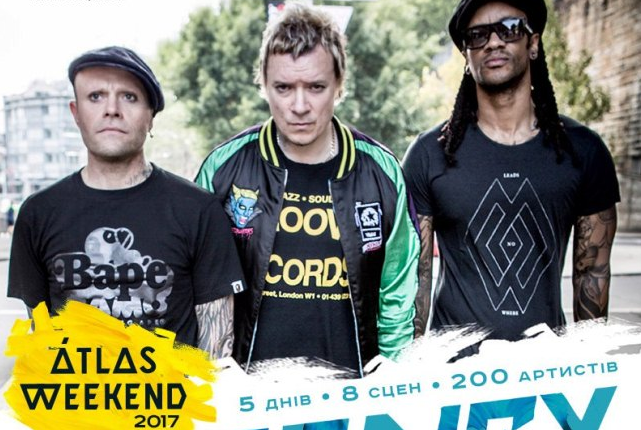 The Prodigy выступят на Atlas Weekend 2017