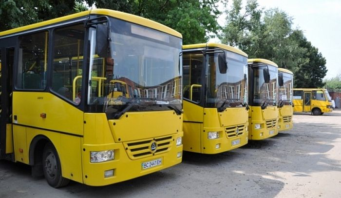 За програмою лізингу Запоріжжя закупить 35 новеньких автобусів