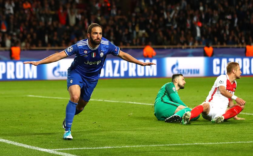 Лига чемпионов: Ювентус приблизился к финалу, обыграв Монако (ВИДЕО)