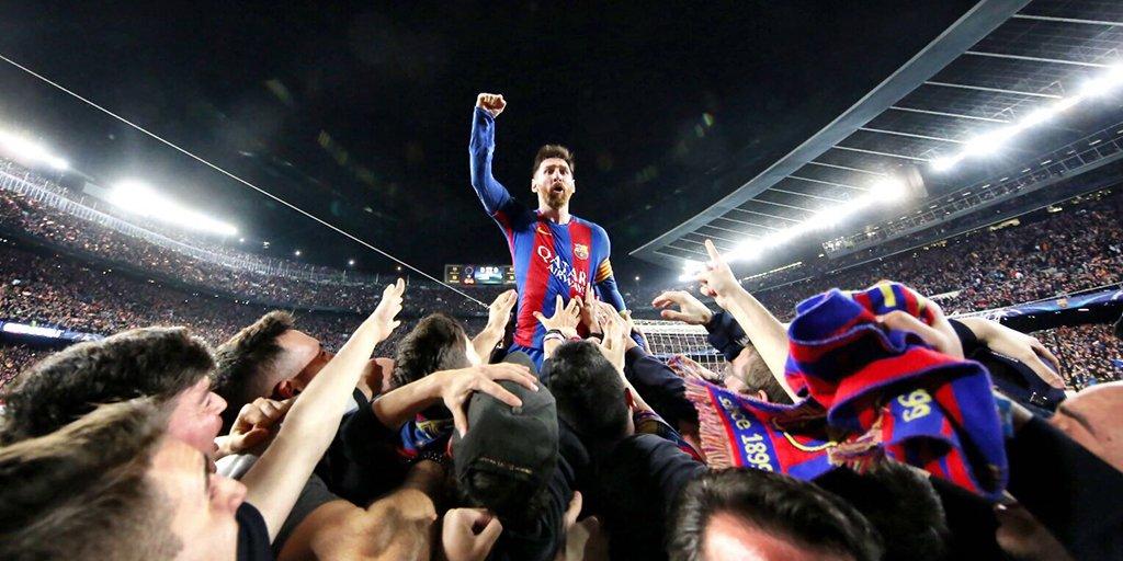 Как Барселона забила шесть мячей ПСЖ и переписала историю футбола