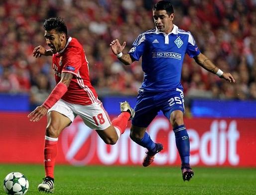 Лига чемпионов: Динамо снова проиграло, МС сильнее Барсы и другие матчи