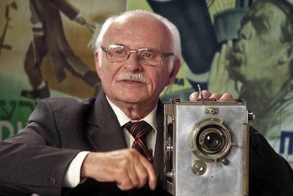 З життя пішов відомий режисер й оператор, який допомагав відзняти легендарну стрічку «Весна наЗаречнойулице»