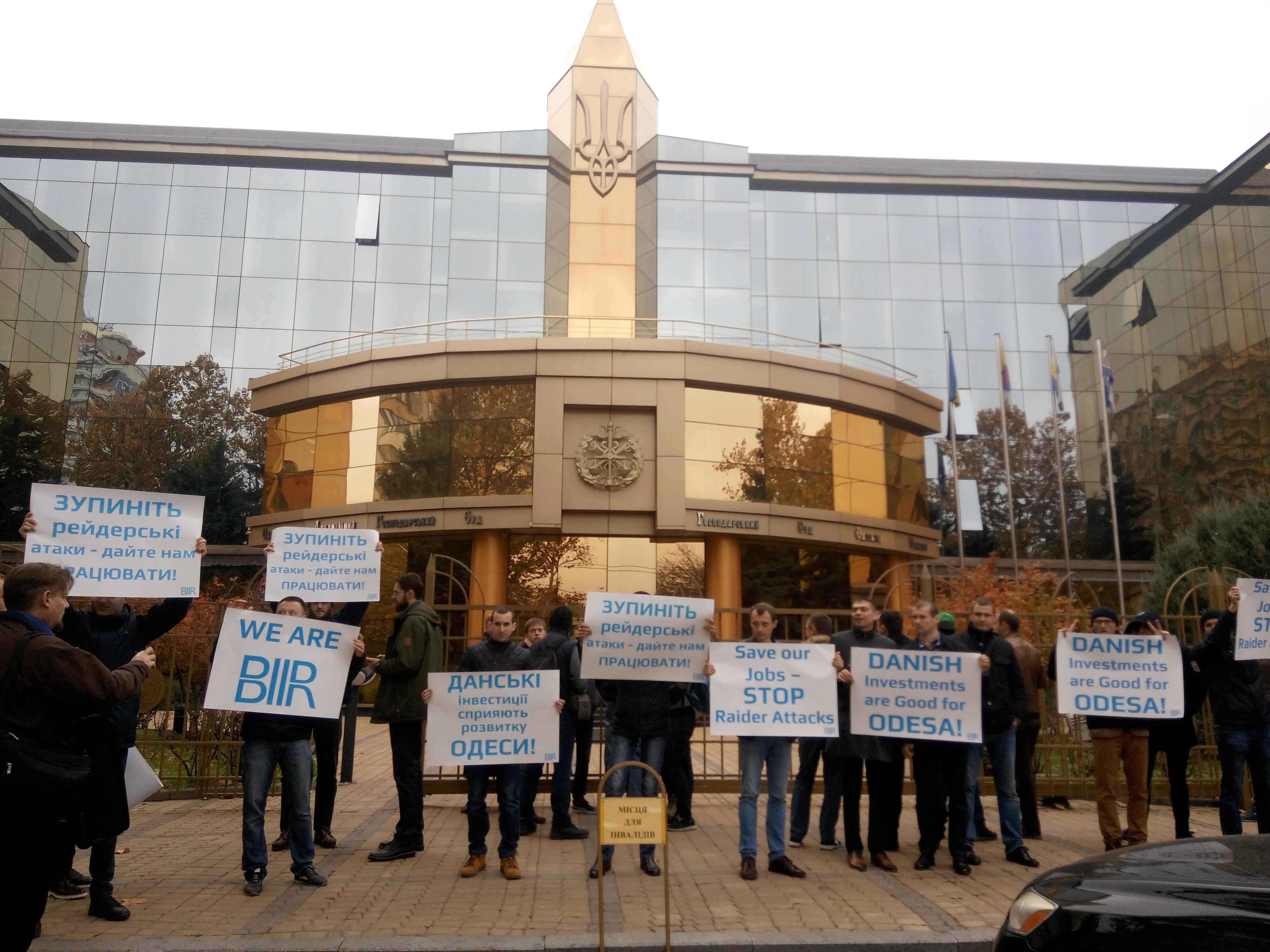 «Феміда» Ківалова проти іноземних інвесторів: чи здатна Одеса стати цивілізованим містом