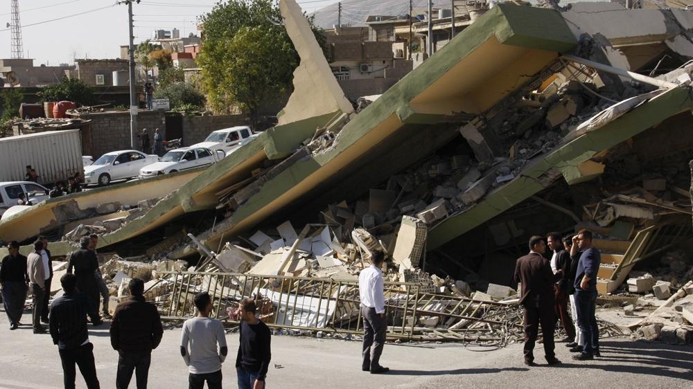 Кількість жертв землетрусу в Ірані та Іраку перевищила 400 осіб
