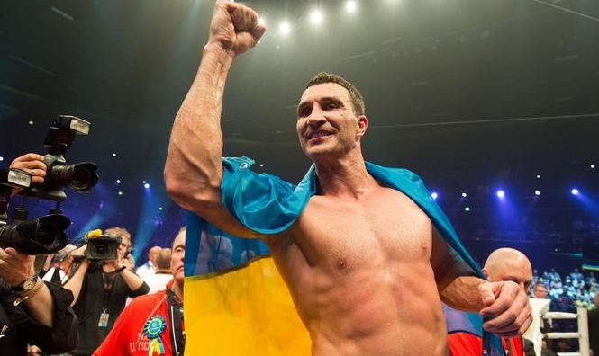 Віталій Кличко увійшов до Зали слави боксу