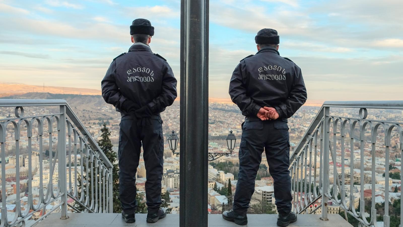 В Тбилиси обсудили возможность карьерного развития полицейских