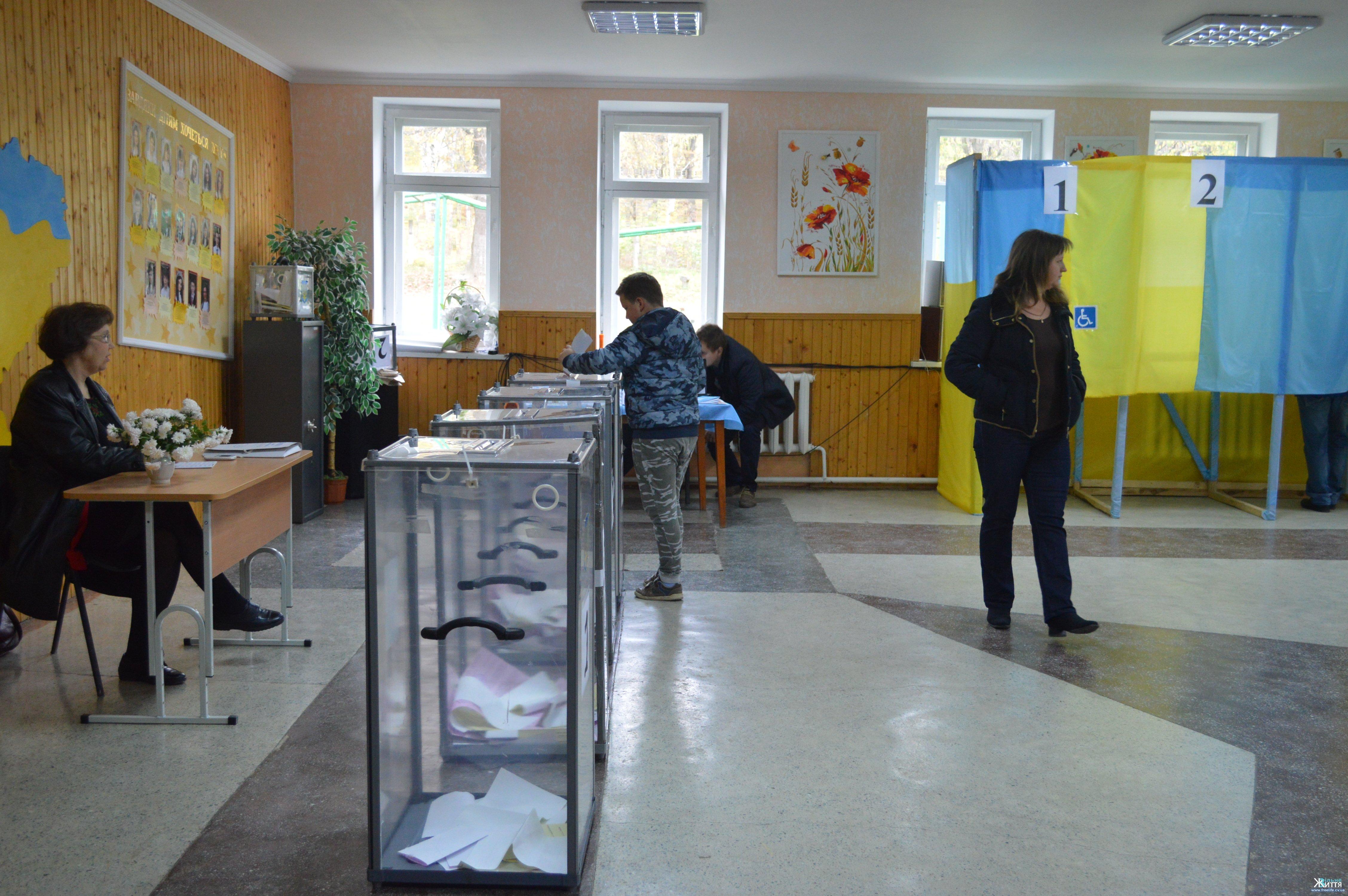 Навесні на Запоріжжі відбудуться вибори в семи ОТГ