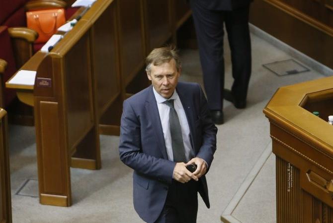 Соболев обвиняет политконкурентов для «отбеливания» БЮТ