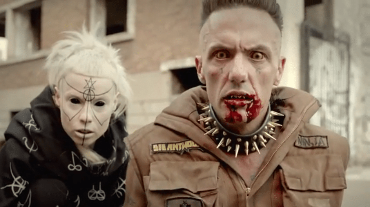 В Україну їдуть ті самі південноафриканські рейвериDie Antwoord