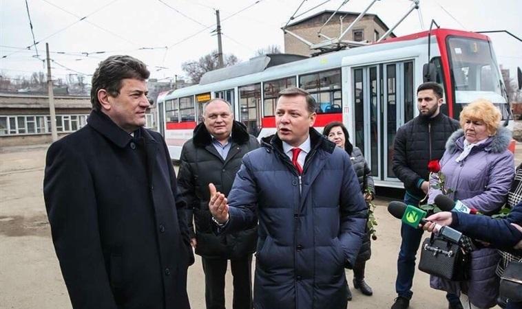 Олег Ляшко назвал Запорожье примером для всей страны