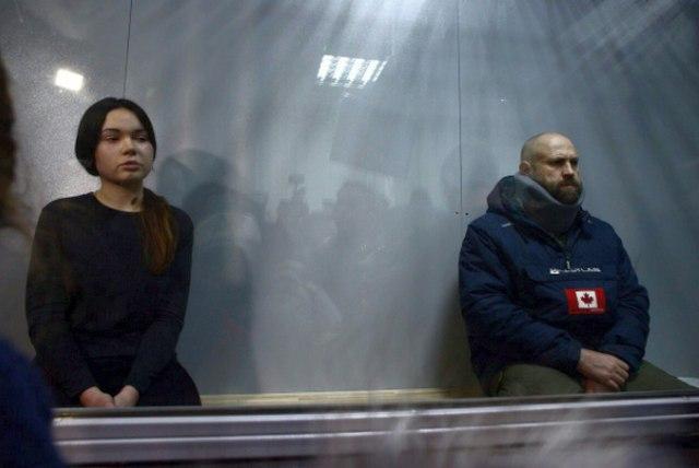 Суд продовжив тримання під вартою обвинувачених Зайцеву та Дронова