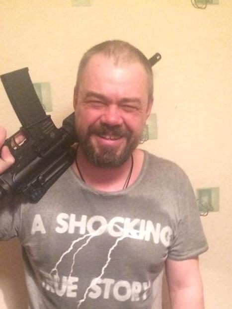 В мережу потрапили докази злочину бердянського прихильника Наливайченка,  він визнав провину – відео