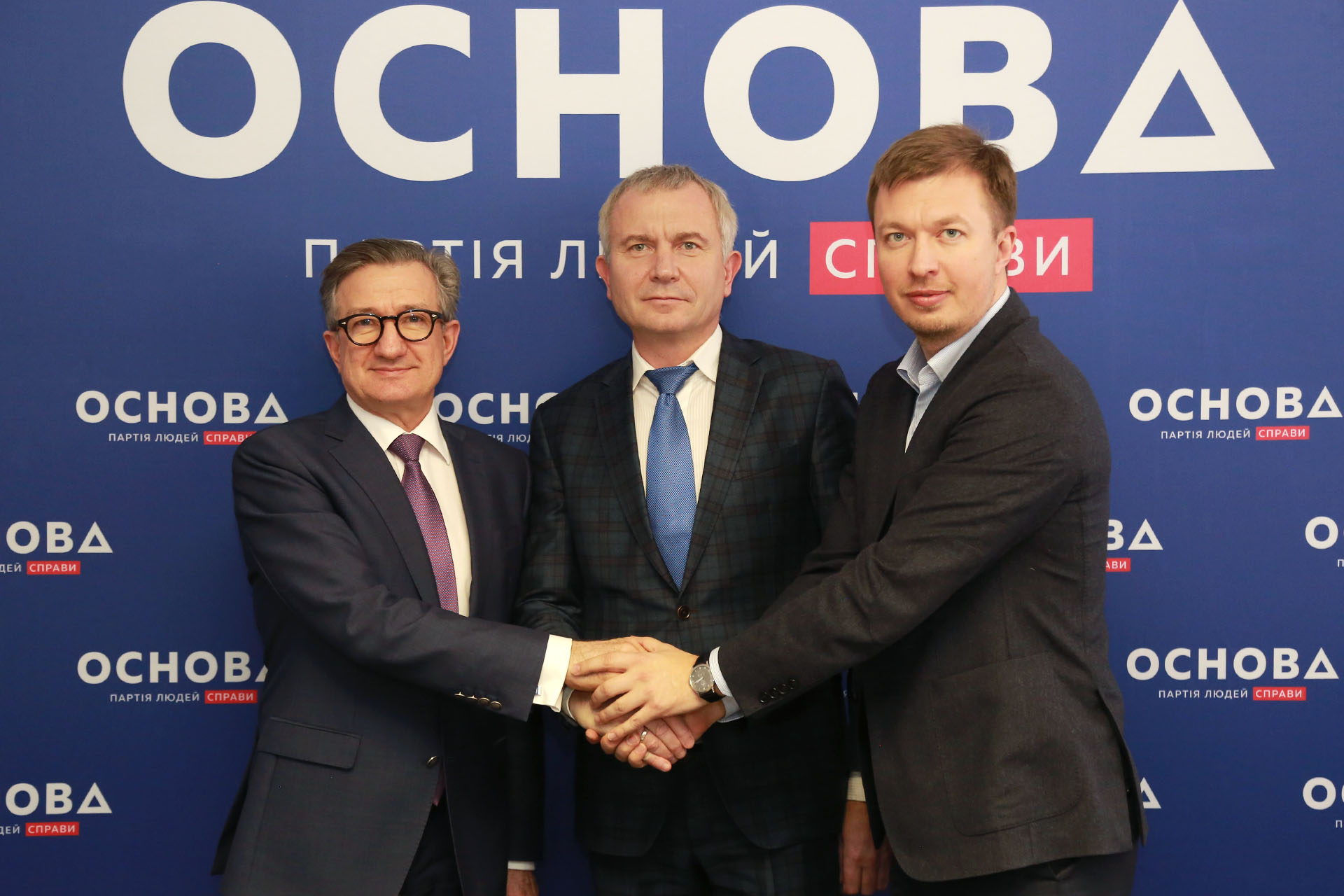 Сергій Тарута у Запоріжжі представив запорізького голову своєї партії