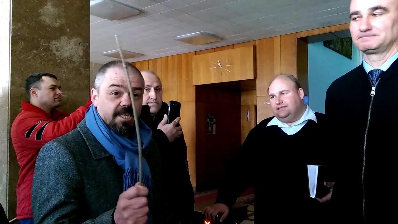 Організатора шабашу в Запоріжжі Віталія Олешка завербували, або добряче мотивувати – відео