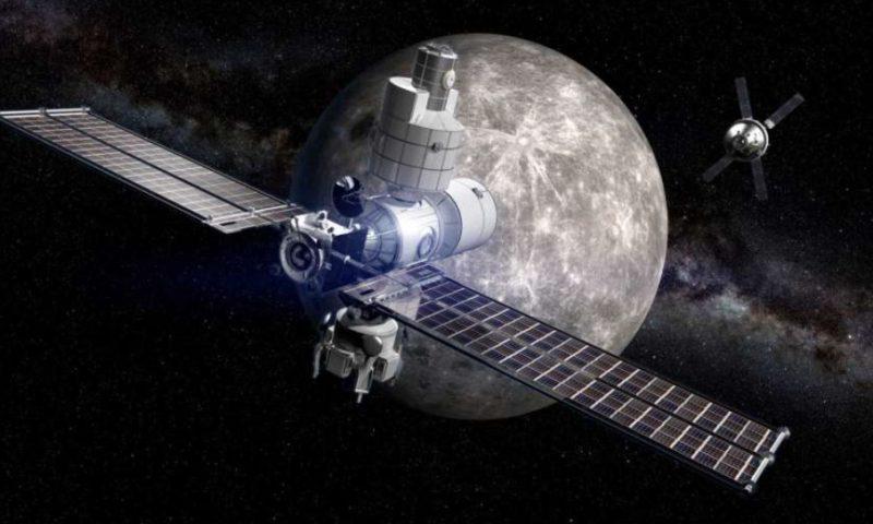 NASA почне будувати станцію на орбіті Місяця у 2019 році