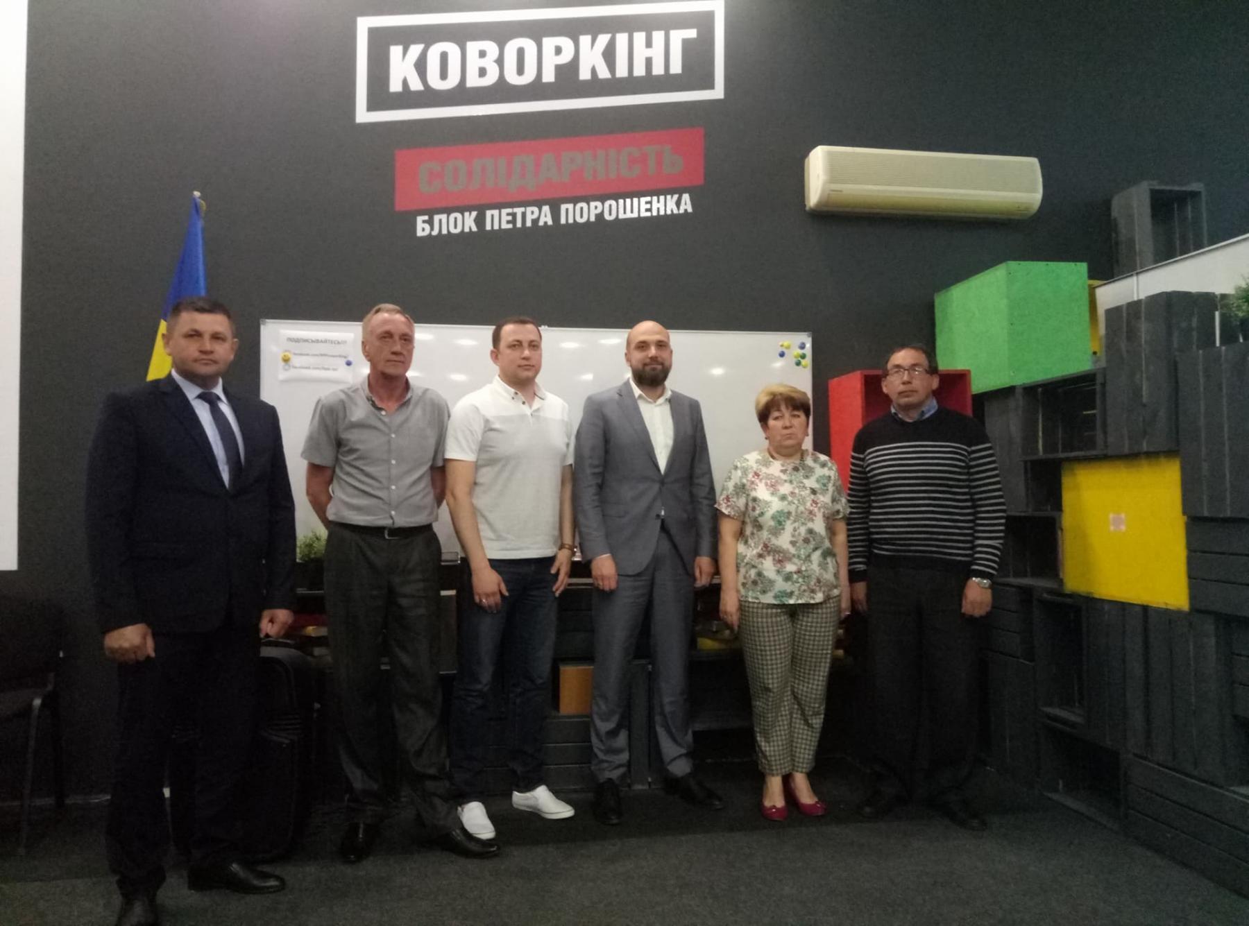 Жители Запорожской области поддержали команду Президента на выборах в ОТГ – фото