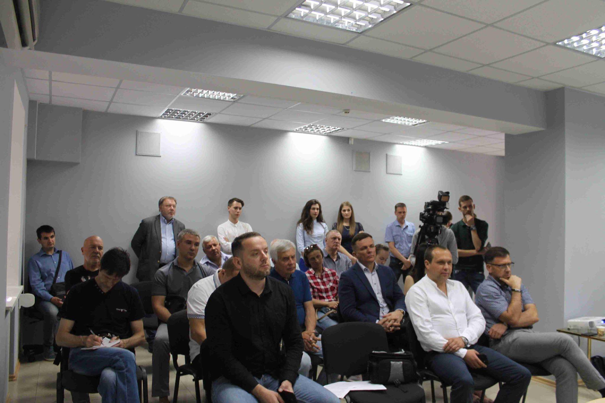 У Запоріжжі презентували мобільний додаток, який допоможе активним людям потрапити в політику
