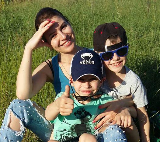 Запорожанка просит общественность и СМИ поддержать ее в судебных разбирательствах против мужа-тирана