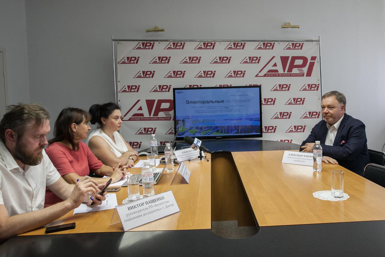 Жители Юго-Восточного региона рассказали о политических предпочтения