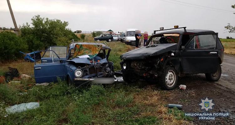 В Запорожской области произошла авария по вине пьяного 17-летнего парня, есть погибшие (фото)
