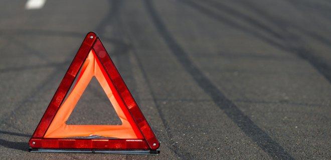В Запоріжжі карета «швидкої допомоги» потрапила у ДТП