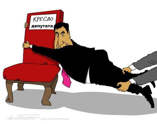 Піар понад усе, або як депутати робили на сесії картинку для електорату