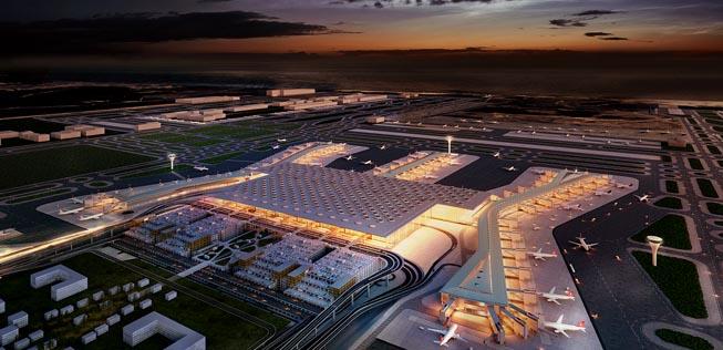 Новый стамбульский аэропорт – новые возможности для украинцев