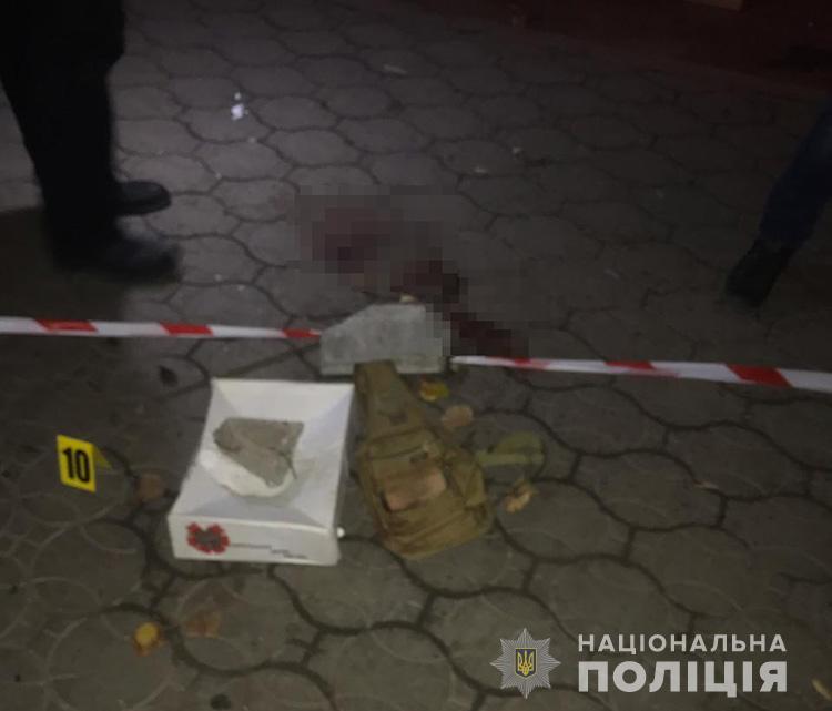 Возле запорожского ломбарда произошло покушение на убийство – подробности (фото)