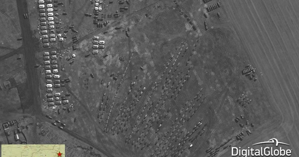 Росія нарощує сили під українським кордоном, ймовірність спроби вторгнення дуже висока