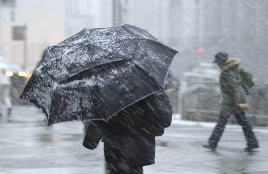 Пориви сильного вітру принесуть на Запоріжжя нові опади – синоптики