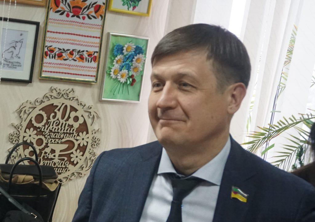 У декларації депутата міської ради Ігоря Чумаченка з'явився Volkswagen Touareg