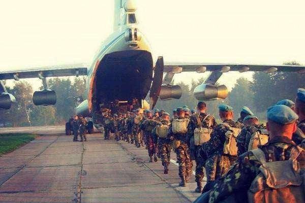 Запоріжці організовуються, щоб разом вшанувати пам'ять загиблих десантників  ІЛ-76
