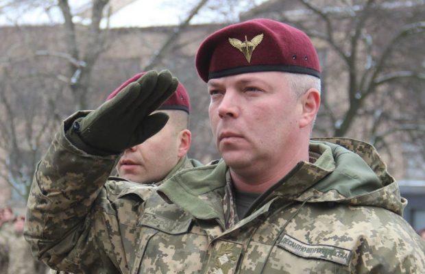 Запоріжжя відвідає Герой України генерал Михайло Забродський, який керував Антитерористичною операцією