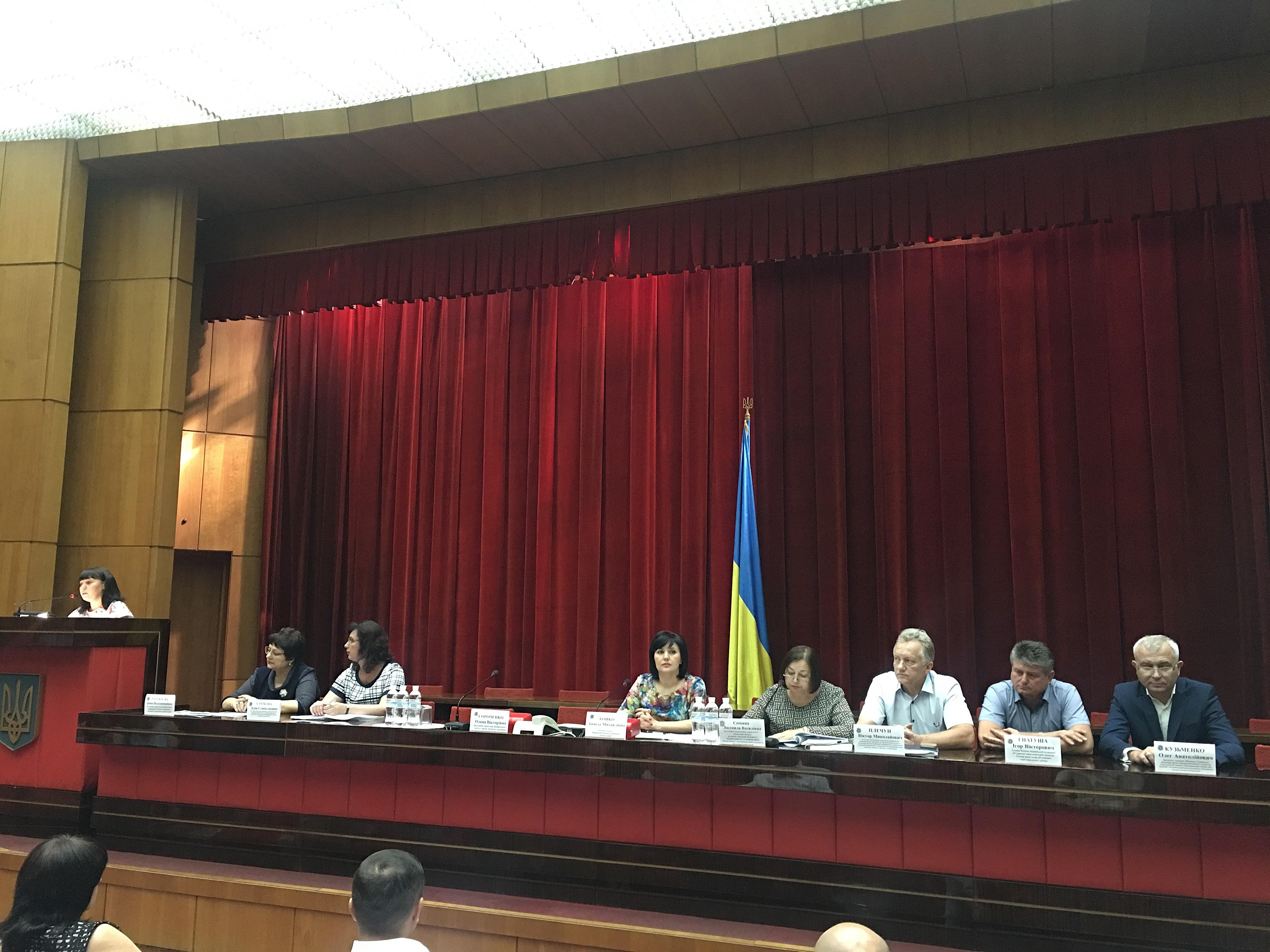 У Запоріжжя анонсували про організацію масштабного Конгресу громад