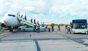 Після закінчення ремонту злітно-посадкової смуги відкриють три нові рейси