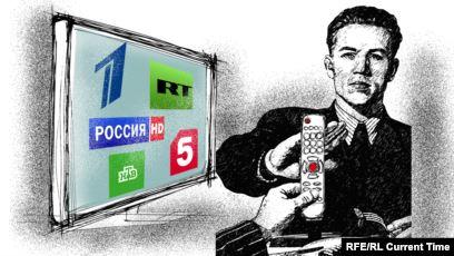 Безконтрольна пропаганда через російські телеканали та чим це загрожує області
