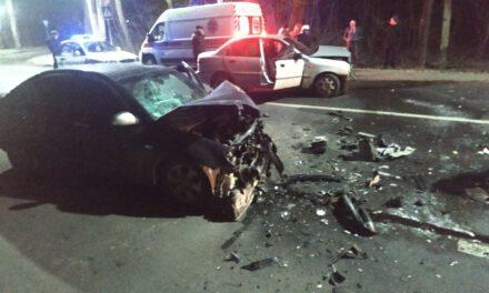 Неподалік аеропорту в Запоріжжі трапилася серйозна аварія – фото