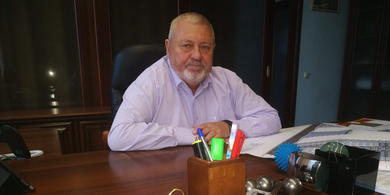 Петро Сабашук – про купання на Водохреще, Фонд молодіжного кредитування та плани на 2020 рік