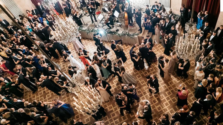 Українці організовують благодійний бал у Відні, запрошують усіх