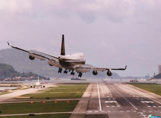 Зламаний двигун та шасі змусило пілота здійснити аварійну посадку