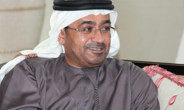 Запорізькі журналісти побували в гостях у посла Об'єднаних Арабських Еміратів