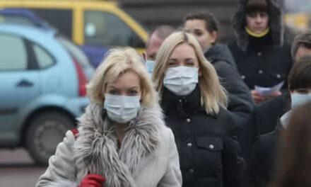 Офіційно: Україна – 156 випадків зараження, Запоріжжя -7