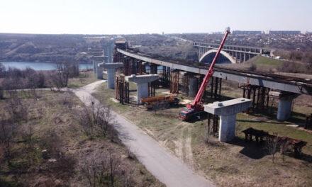 Дозволу на будівництво мостів у Запоріжжі досі немає