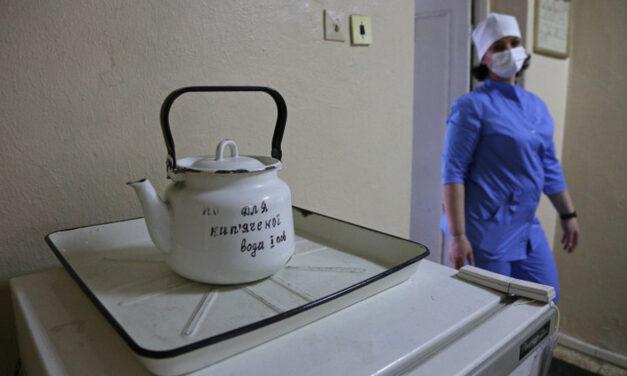 У НСЗУ заявили, що не мають з чого фінансувати 1 тисячу лікарень