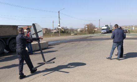 На блокпостах в Бердянську сьогодні утворилися затори
