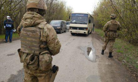 Став відомим список звільнених з полону українців