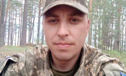 Боєць, якого вчора вбили російські найманці мешканець Запорізької області