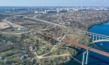 САД отримала дозвіл на будівництво мостів у Запоріжжі – документ