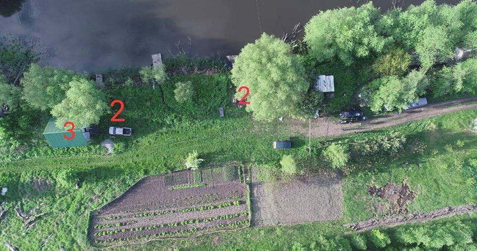 Під час риболовлі на Житомирщині орендар ставка вбив 7 осіб