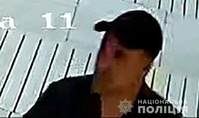 У поліції показали фото чоловіка, якого підозрюють у зґвалтуванні дівчини в Запоріжжі